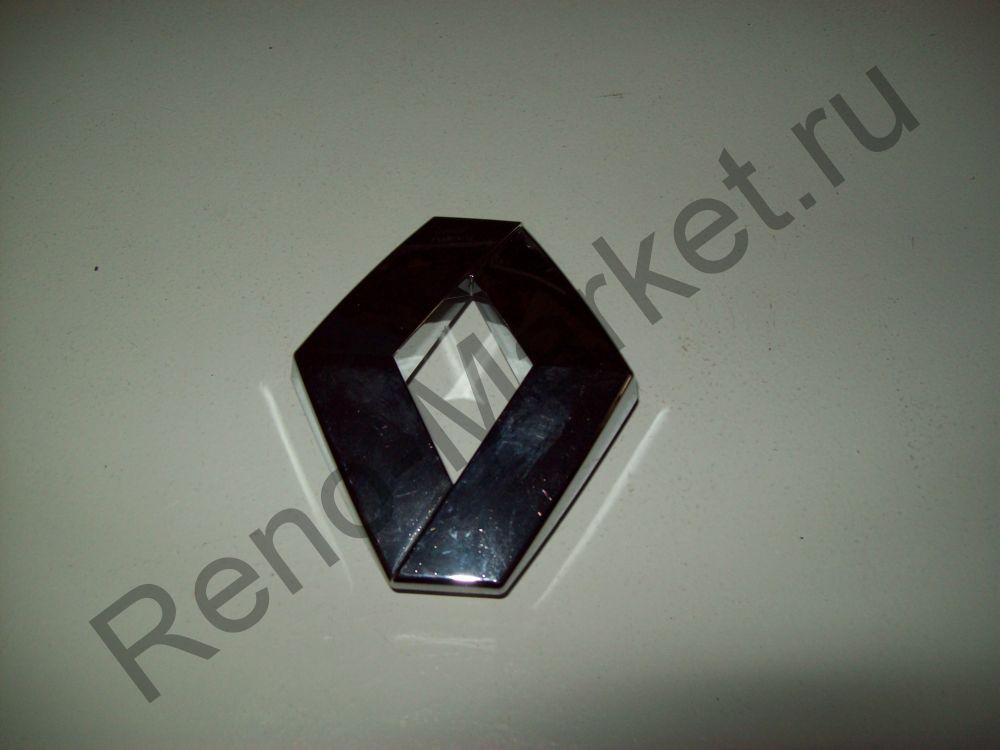 эмблема передняя renault symbol