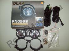 Противотуманные фары DLAA (комплект) аналог 7711428116