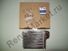 Радиатор отопителя (теплообменник) Renault оригинал 6001547484