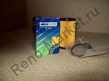 Фильтр масляный (Kangoo) Mecafilter ELH4301 аналог 7701206705, 8200025862, 8200042833